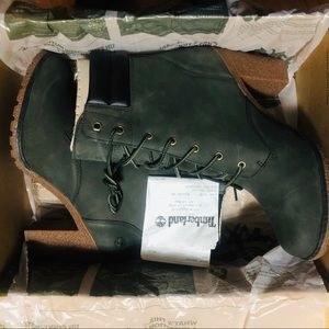 NWT Timberland Glancy Boots